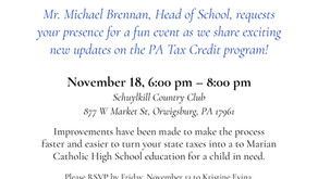 Tax Credit Program Event