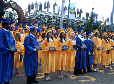 Marian Catholic Class of 2020 Graduates