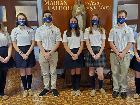 Marian Catholic Freshman Student Council