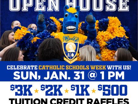 Marian Catholic Open House