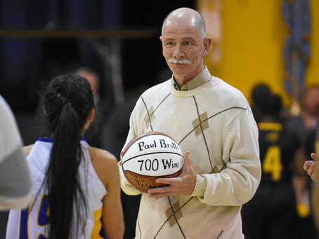 Paul Brutto Retires After 31 Years as Marian Catholic Fillies Head Basketball Coach