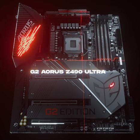 G2 AORUS Z490 ULTRA