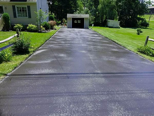 driveway sealcoating townsend de