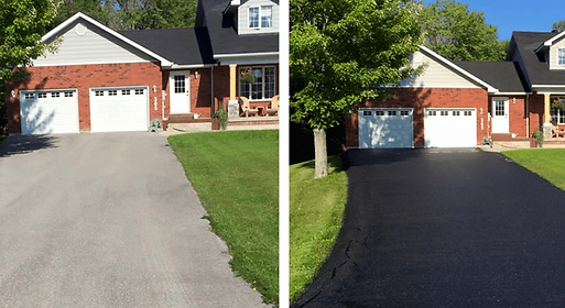 asphalt sealcoating middletown delaware