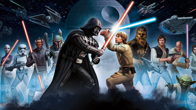 Google introduces Star Wars Themes!