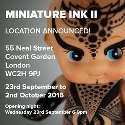 Miniature Ink II