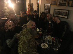 2017 Christmas night out