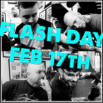 FLASH DAY, FEB 17th