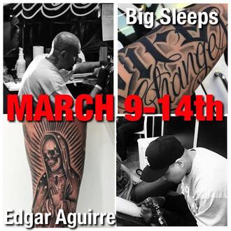 Edgar & Big Sleeps are back!