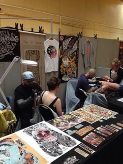 Bristol Tattoo Convention 2015