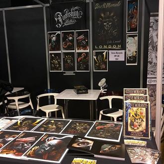 Mondial Tatouage, Paris 2018