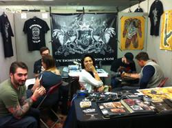 Brighton Tattoo Convention 2013