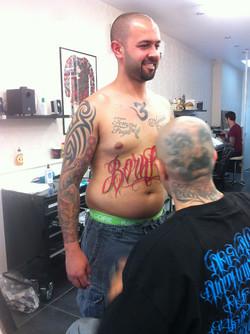 Fudoshin Tattoos