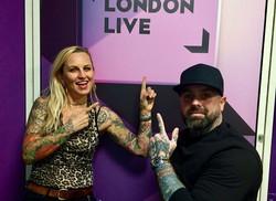 London Live studios
