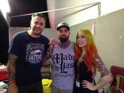 London Tattoo Convention 2014