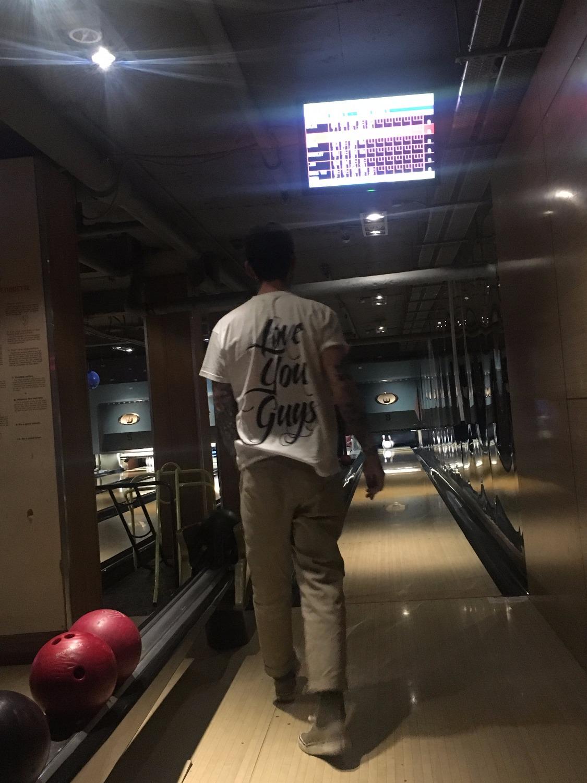 Xmas bowling 2017
