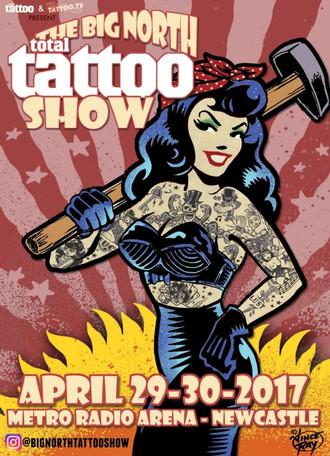 Big North Tattoo Convention