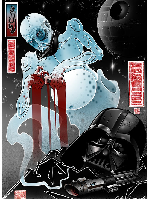 Vader ghost