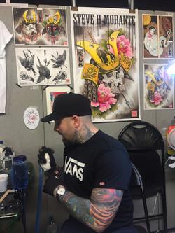 London Tattoo Convention 2016