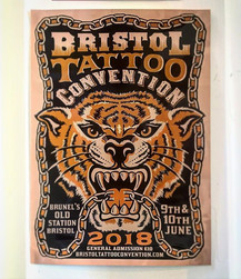 Coming up.. Bristol Tattoo Convention, June 9 & 10th