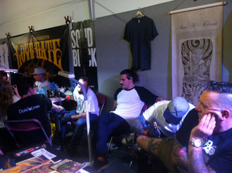 The London Tattoo Convention!