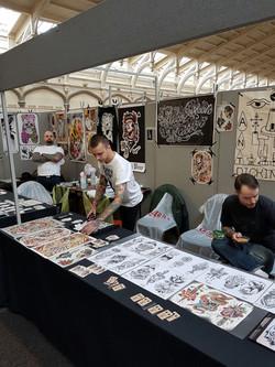 Bristol Tattoo Convention 2016