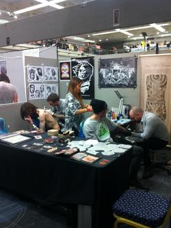 Brighton Tattoo Convention 2014
