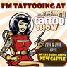 Coming up.. Big North Tattoo Show, Newcastle, April 28 & 29th