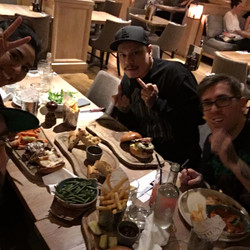 Dinner with Edgar