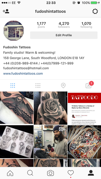 Keep up to date with what's happening on our Instagram page!!