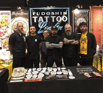 Brighton Tattoo Convention all wrapped up for this year!