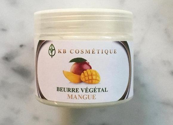 Beurre végétal Mangue