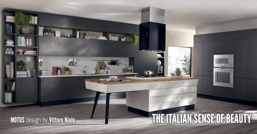 Scavolini Kitchen Design