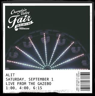AliT @ Champlain Valley Fair