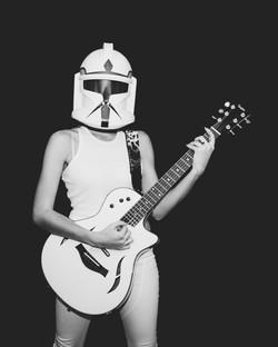 I'm a Trooper.