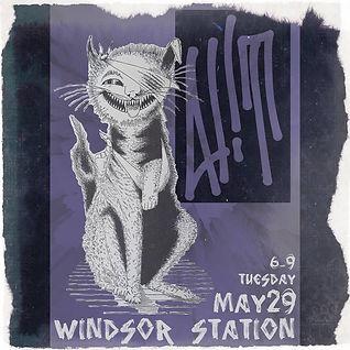 AliT at Windsor Station