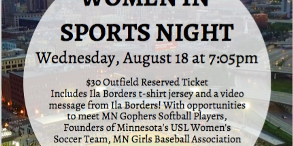 Women In Sports Night