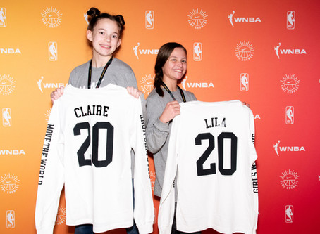 Her Next Play JV Board Members Graduate from Nike Game Growers Program