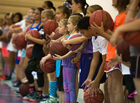 Play Bold Basketball Camp