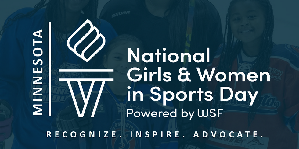 MN National Girls and Women in Sports Day