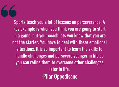 Interview with Pilar Oppedisano: