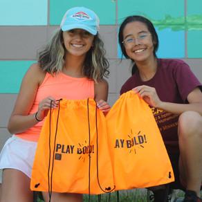 Tennis & Leadership Camp