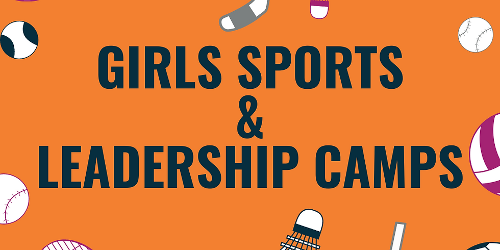 Girls Sports and Leadership Camps