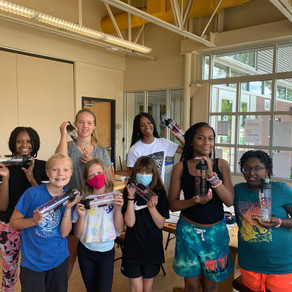 Girls Sports and Leadership Camp