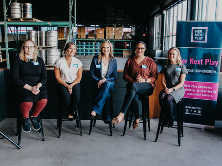 Pivot Play: Transitioning from Sport to Career