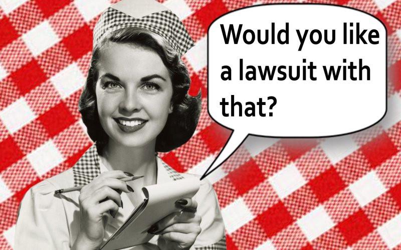 Waitress Lawsuit
