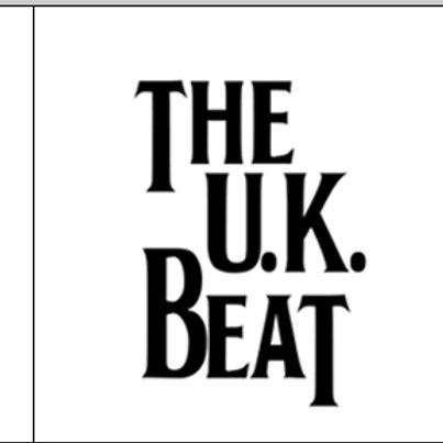 The U.K. Beat CD