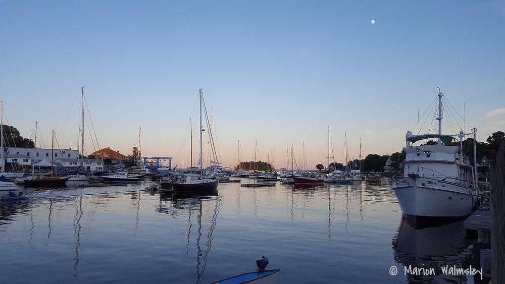 Camden Harbor