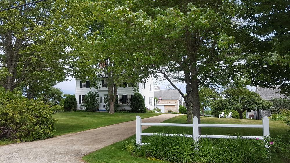 E.B. White's farm