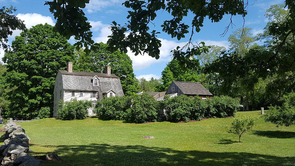 Old Manse, home of William Emerson Sr